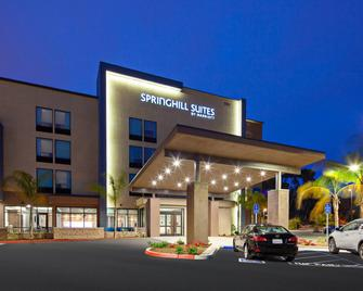 Springhill Suites By Marriott Escondido Downtown - Escondido - Building