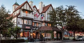 Mirabelle Inn and Restaurant - Solvang - Rakennus
