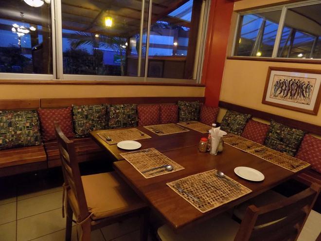 Kenya Comfort Hotel Suites - Nairobi - Comedor