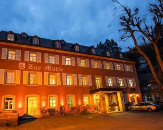 Hotel Hartl's Lindenmühle - Bad Berneck im Fichtelgebirge - Gebäude