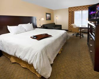 Hampton Inn Asheboro - Asheboro - Bedroom