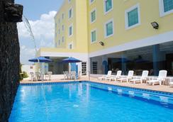Rio Vista Inn Business High Class Poza Rica - Poza Rica de Hidalgo - Pool