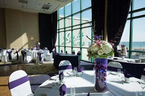Atlantic Sands Hotel & Conference Center - Rehoboth Beach - Banquet hall