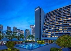 PARKROYAL COLLECTION Marina Bay, Singapore - Singapur - Gebäude