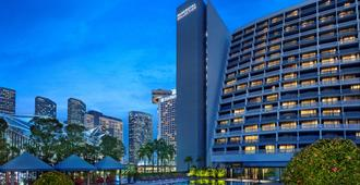 PARKROYAL COLLECTION Marina Bay, Singapore - Singapur - Edificio