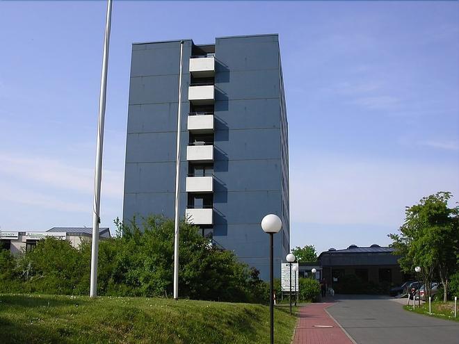 bekpek kiel - Hostel - Kiel - Rakennus
