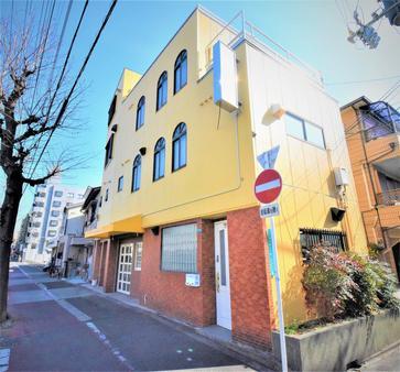 Banana Hammock - Osaka - Building