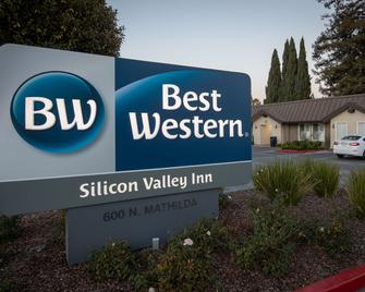 Best Western Silicon Valley Inn - Sunnyvale - Building
