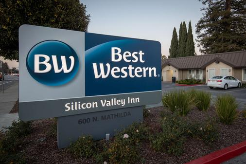Best Western Silicon Valley Inn - Sunnyvale - Bygning