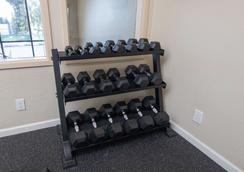 Best Western Silicon Valley Inn - Sunnyvale - Gym