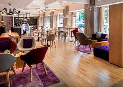 Campanile Shanghai Bund Hotel - Szanghaj - Restauracja