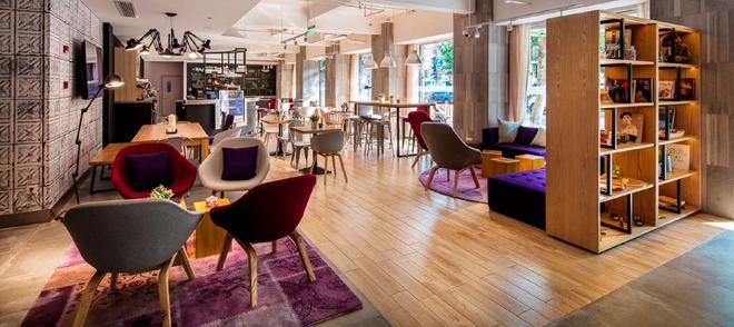 Campanile Shanghai Bund Hotel - Thượng Hải - Nhà hàng