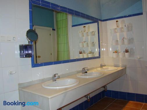 Pension Santa Paula - Málaga - Bathroom