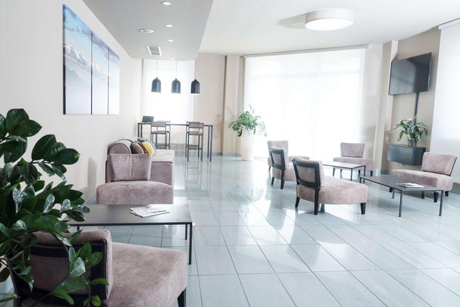 Blu Hotel - Turin - Lobby