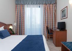 Blu Hotel - Turin - Phòng ngủ