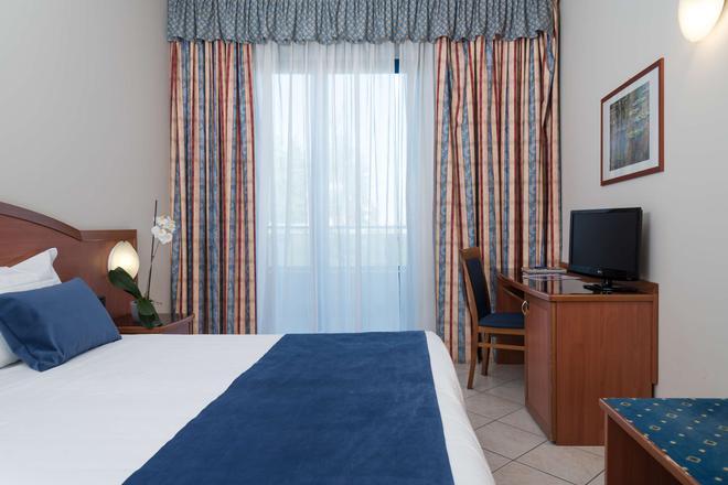 Blu Hotel - Turin - Bedroom