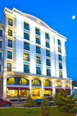 Grand Sagcanlar Hotel - Κωνσταντινούπολη - Κτίριο
