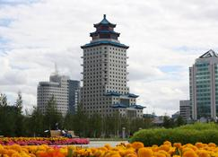 Beijing Palace Soluxe Hotel Astana - Nur-Sultan - Outdoors view