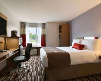 Microtel Inn & Suites by Wyndham Oyster Bay - Ladysmith - Ložnice