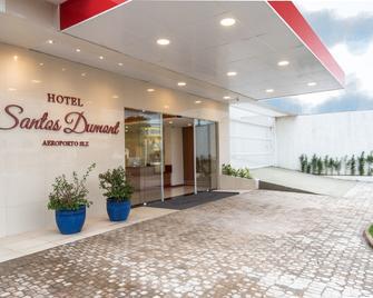 Hotel Santos Dumont Slz - São Luís - Gebouw