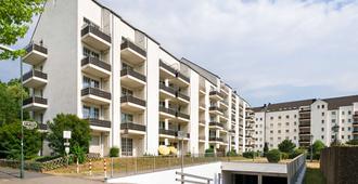 Acora Hotel Und Wohnen Düsseldorf - Düsseldorf - Building