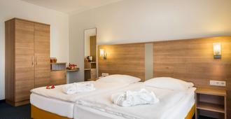 Acora Hotel Und Wohnen Düsseldorf - Düsseldorf - Soveværelse