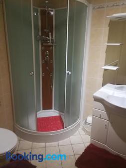 Maison - Montricher-Albanne - Bathroom