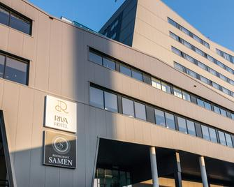 Riva Hotel The Hague - Delft - Gebäude