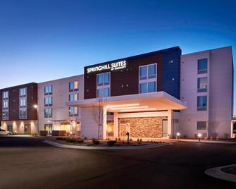 SpringHill Suites by Marriott East Lansing University Area - East Lansing - Gebäude