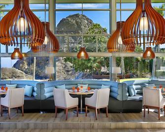 البستان بالاس، فندق ريتز كارلتون - مسقط - مطعم