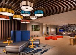 納許維機場西glo最佳西方飯店 - 納什維爾(田納西州) - 休閒室