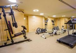 里斯本斯凱納酒店 - 里斯本 - 里斯本 - 健身房