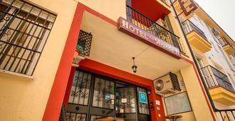 Hotel Arunda II - Ronda - Edificio