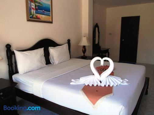 Panupong Hotel - Ko Samui - Phòng ngủ