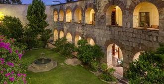 Quinta Real Oaxaca - Oaxaca de Juárez - Edificio