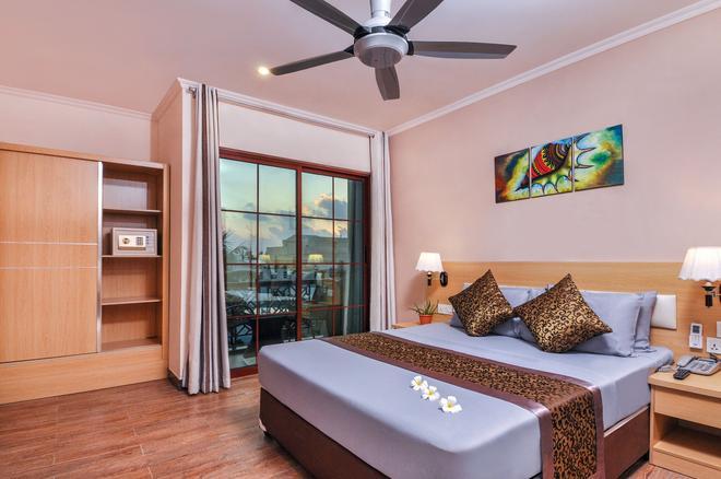 Triton Beach Hotel & Spa - Maafushi - Makuuhuone