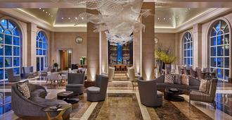 Hotel Crescent Court - דאלאס - טרקלין