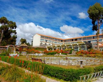 Taypikala Hotel Lago - Puno - Building