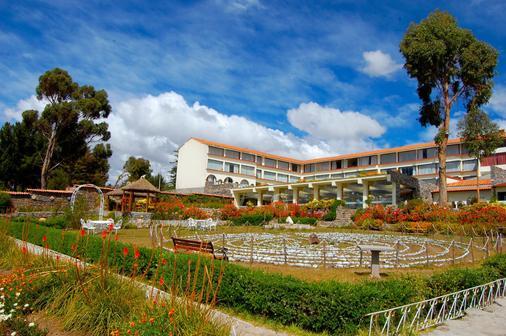 Taypikala Hotel Lago - Puno - Gebäude