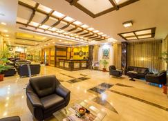 Amantra Comfort Hotel - Udaipur - Lobby
