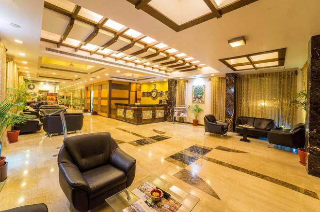 Amantra Comfort Hotel - Udaipur - Lobby