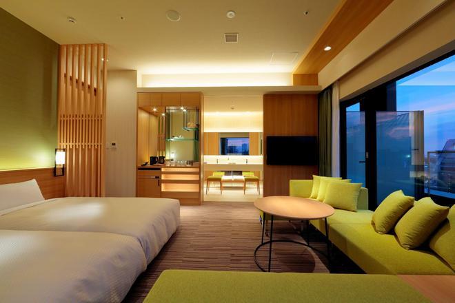 Candeo Hotels Osaka Namba - Ōsaka - Bagno