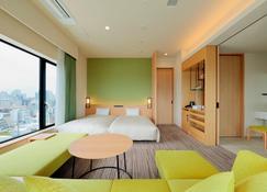 Candeo Hotels Osaka Namba - Osaka - Slaapkamer
