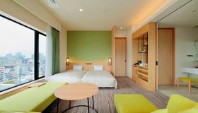 Candeo Hotels Osaka Namba - Osaka - Bedroom