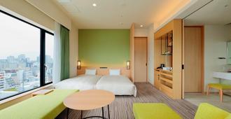 Candeo Hotels Osaka Namba - אוסקה - חדר שינה