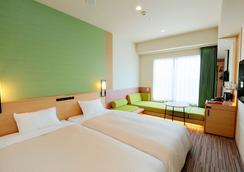 Candeo Hotels Osaka Namba - Ōsaka - Camera da letto