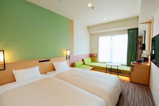 Candeo Hotels Osaka Namba - Οσάκα - Κρεβατοκάμαρα