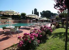Hotel Sovestro - San Gimignano - Πισίνα