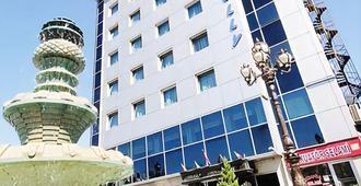 Ankara Jolly Hotel - Ankara - Building