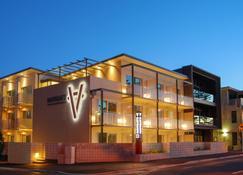 Navigate Seaside Hotel - Napier - Edificio